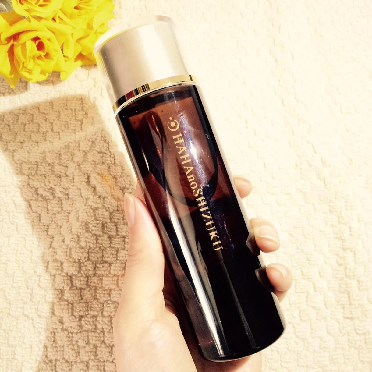 HAHAnoSHIZUKU (母の滴) 化粧水の画像