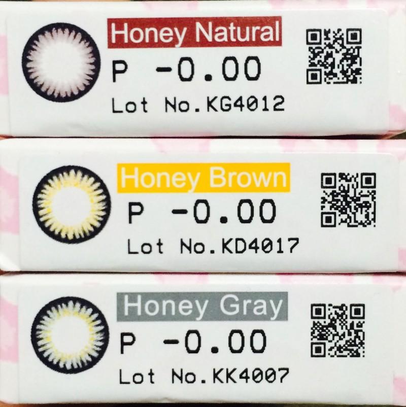 HONEY DROPS(ハニードロップス) モイスト 1dayの画像