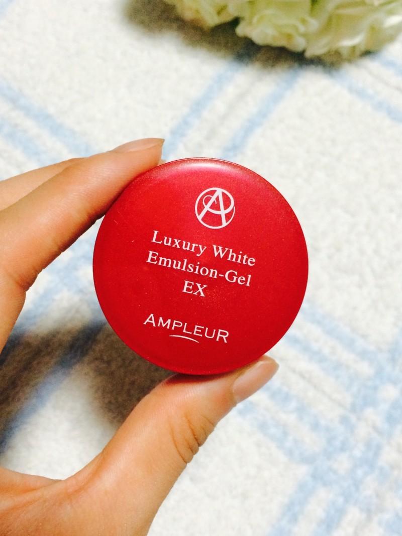アンプルール ラグジュアリーホワイト<br>トライアルキットの画像