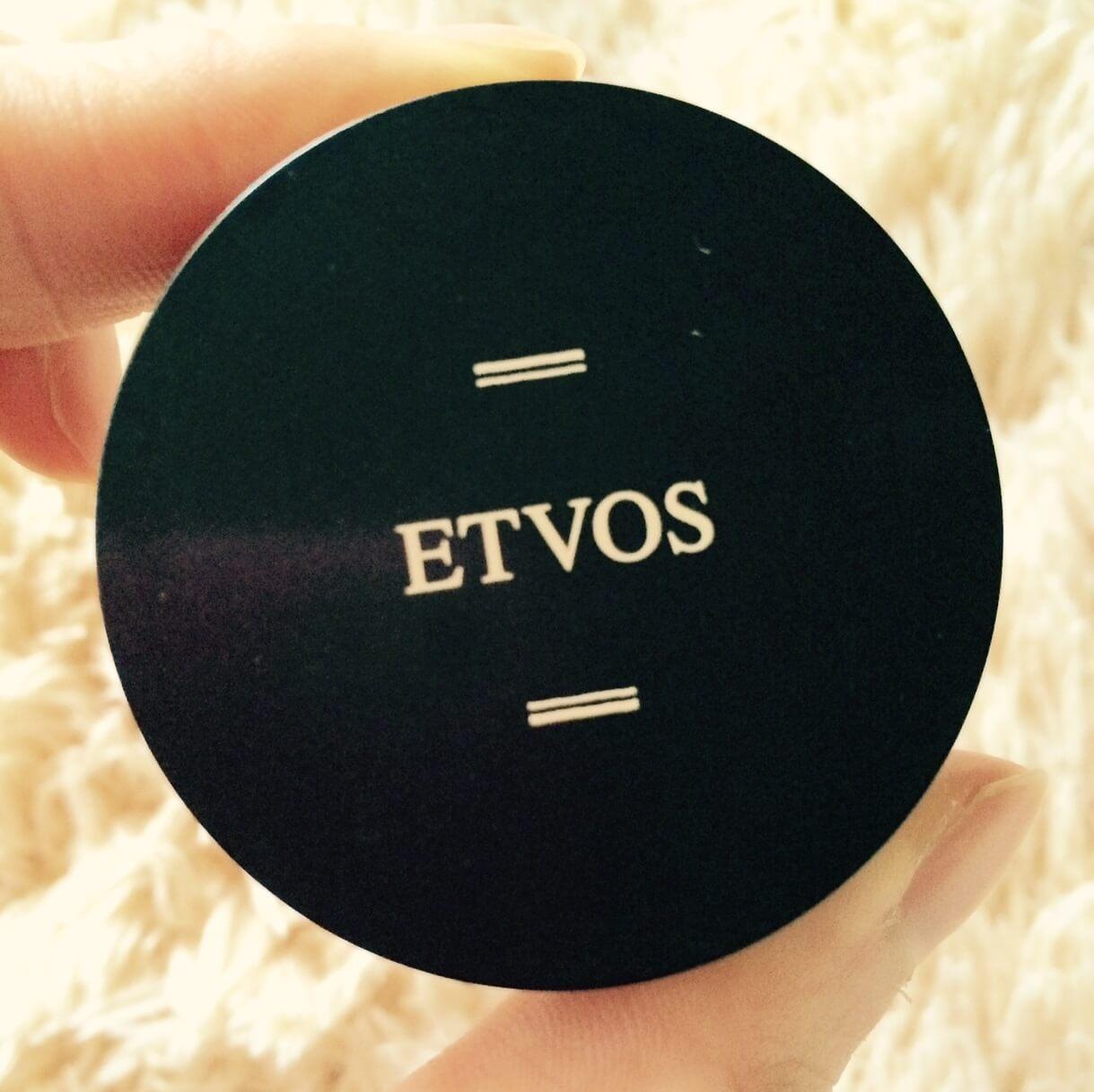 ETVOS(エトヴォス) ミネラルファンデーション スターターキットの画像